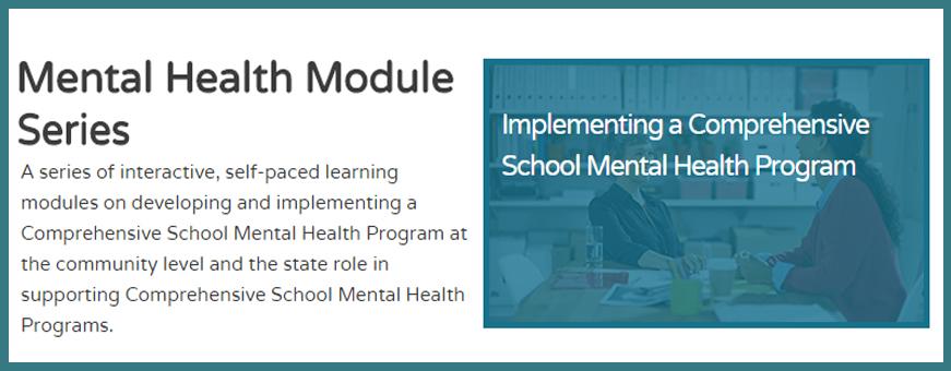 New Mental Health Module